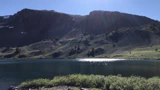 Full Moon At Leavitt Lake & Horseback Trip