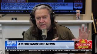 Steve Bannon & Mike Lindell On Democrats Own Warnings About Voting Machines   The Washington Pundit