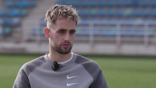 Adnan Januzaj discusses Real Sociedad and playing with David Silva