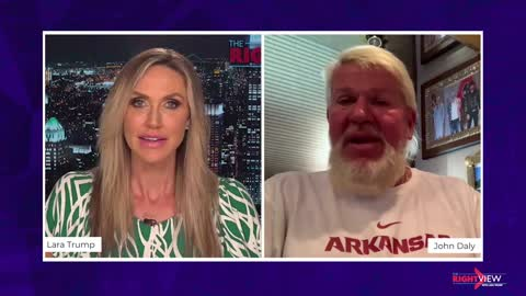 The Right View with Lara Trump and John Daly