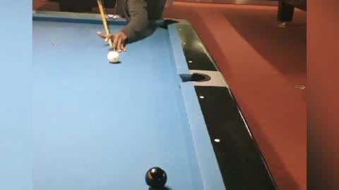 My Billiard 8 ball Pool-God unbelievable moment - OBiFLY