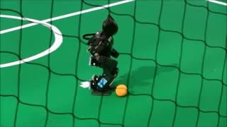 Robot Soccer Fail