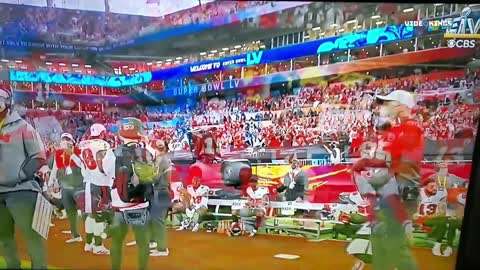 WATCH: President Joe Biden and Jill get booed at Super Bowl LV