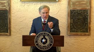Texas Governor Greg Abbott Lifted the Mask Mandate, All Businesses Will be Allowed to Open