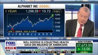 Varney and Napolitano on Google