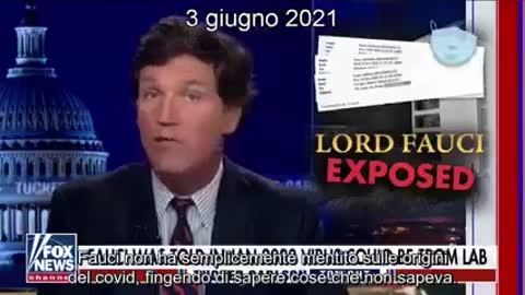 La frode di Anthony Fauci rilevata anche da Fox News