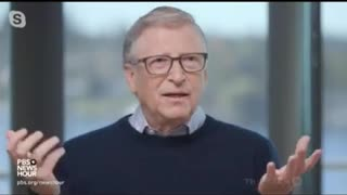 Bill Gates Gives a Super Cringe Answer When Confronted About His Ties to Jeffrey Epstein