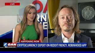 Cryptocurrency expert on Reddit frenzy, Robinhood App