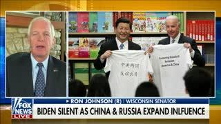 Senator Johnson on Sunday Morning Futures 7.25 (2/2)