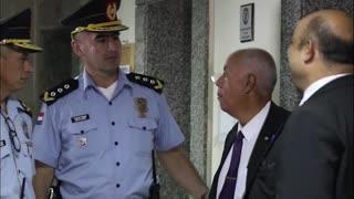 Ronaldinho regresa a cárcel de Paraguay tras orden de prisión preventiva