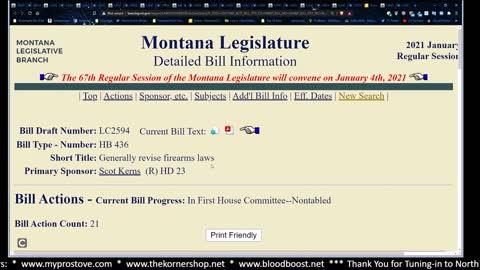 Montana HB 436 Explained