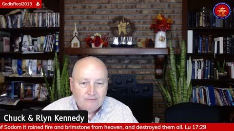 God Is Real: Chuck & Rlyn Kennedy