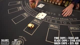 LIVE CASINO BLACKJACK: THE REVENGE?