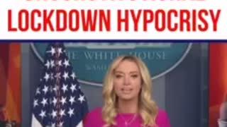 'UNCONSTITUTIONAL': Trump Administration Slams Democrats Over Lockdown Hypocrisy