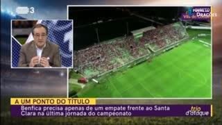 António Oliveira: «Este campeonato é falsificado»