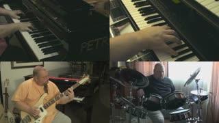 Angel by Jimi Hendrix - Performed by Chris Huebner