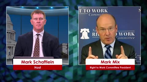 Right to Work Under Attack by Left Wing Policies | Schaftlein Report