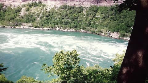 Video of pictures of Niagara falls