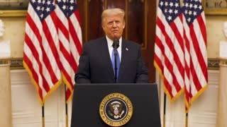 Farewell Address of President Donald Trump