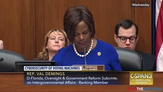 Democrats With Concerns about Voting Machines