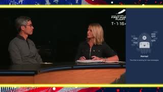 🔴LIVE: Jeff Bezos | Blue Origin FIRST Commercial Space Flight 🟠⚪🟣 The NPC Show