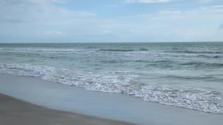 Beach therapy in Cocoa Beach Florida