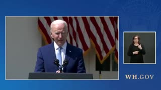 Biden: No Amendment to the Constitution Is Absolute