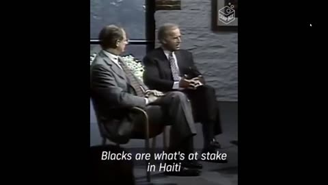 FLASHBACK ('94): Joe Biden doesn't think much of Haiti.