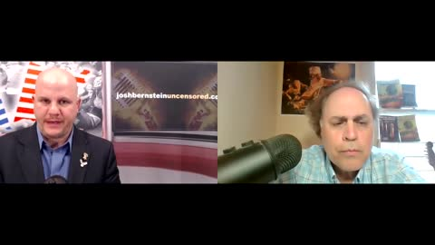 Josh Bernstein of Josh Bernstein Uncensored shares the latest on the election steal