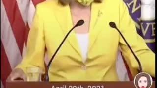 MrBlackPill-Nancy Pelosi On Vaccine Passports