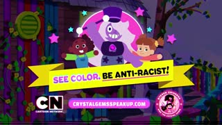 Cartoon Network Urges Kids To View Each Other By Skin Color