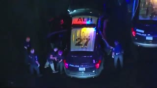 Police Pursuit of Possible Armed Suspect Leads to Standoff