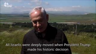 Israel names new community after Trump