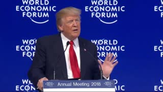 Donald trump - discusses the role of leadership
