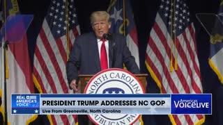 Trump endorses Rep. Ted Budd for US Senator