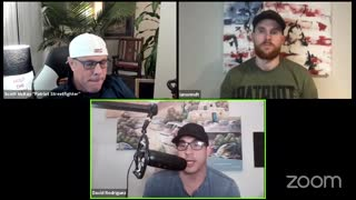 Patriot Streetfighter: Scott McKay & Boxing Champ David Nino Rodriguez & Ian Wendt in THE ROUNDTABLE