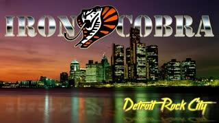 Iron Cobra - Detroit Rock City