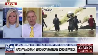 Jim Jordan Absolutely SHREDS Biden on the Border