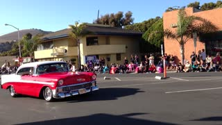 Pismo Beach Classic Car Show.