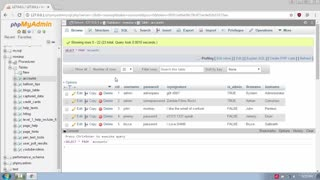 Web Hacking for Beginners part 6 - SQL Introduction and Examples