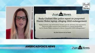Conservative women's activist slams feminist silence on Hunter Biden child endangerment report