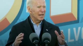 Biden Bribes Voters in Georgia