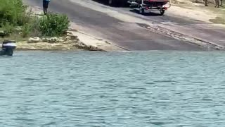 Boat Ramp Reverse Calamity