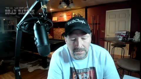 Live With Brad 7-12-21