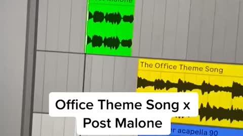 Office x Post Malone Remix