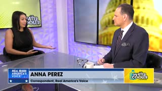 "Anna Perez, Real America's Voice Correspondent: no more ""illegal aliens"""