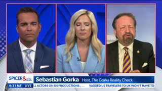 The Truth about January 6th. Sebastian Gorka on Newsmax