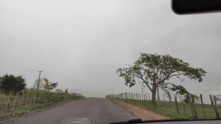 Rain end travel