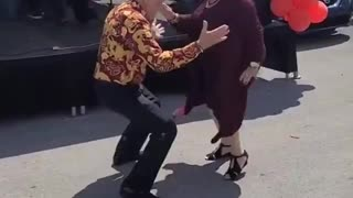 best old age's couple dance 2021