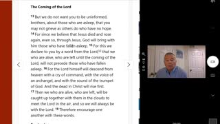 01 Revelation Bible Study of End Times